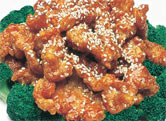 10. Sesame Chicken